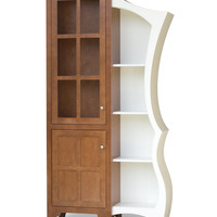 Trophy Wife by Vincent Leman: Wood Cabinet | Artful Home