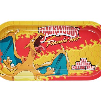 Flamin Woods Rolling Tray