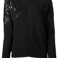 P.A.R.O.S.H. sequined sweatshirt