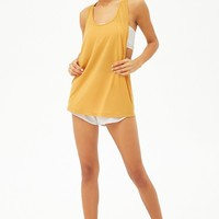 Active Mesh Back Muscle Tee
