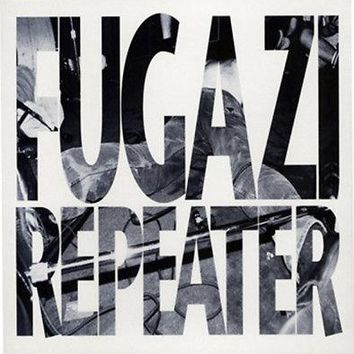 Fugazi - Repeater LP Vinyl Reissue NEW