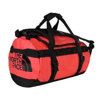 The North Face Base Camp Small Duffel Pink/Black