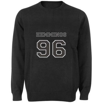 hemmings 96 sweater Black and White Sweatshirt Crewneck Men or Women for Unisex Size with variant colour