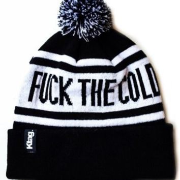Fuck the Cold Beanie