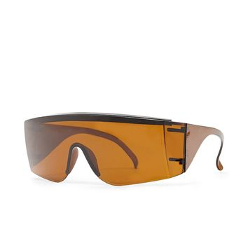 Replay Vintage Shield Sunglasses
