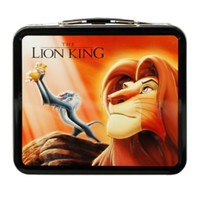 Disney The Lion King Metal Lunch Box