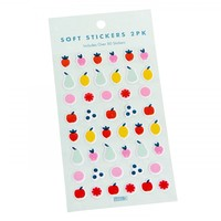 PUFFY STICKERS 2PK: CUTE