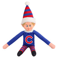 Chicago Cubs Plush Elf