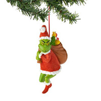 "Department 56: Product Search Results - ""Grinch Stealing Christmas Orn"""