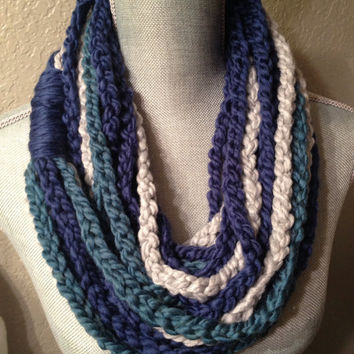 The ULTIMATE FAN Scarf - MLB -  Seattle Mariners
