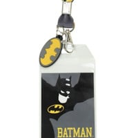 DC Comics Batman Flight Reversible Lanyard