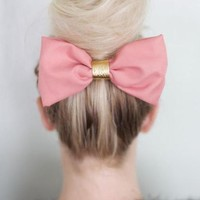 Pink Bow | Tumblr