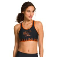 Under Armour Women's Tough Mudder UA HeatGear Armour Sports Bra w/Cups