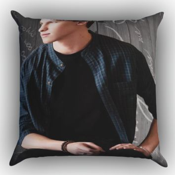 Shawn Mendes X1229 Zippered Pillows  Covers 16x16, 18x18, 20x20 Inches