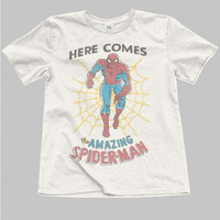 Junk Food Boy's Here Comes the Amazing Spiderman