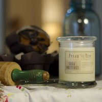 Suga' Britches Soy Candle from Pecan Tree Candle Company