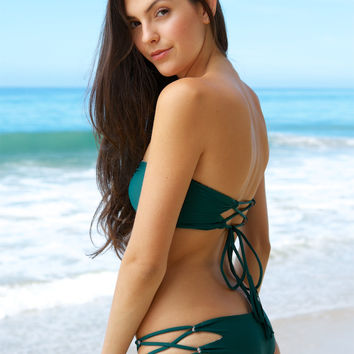 ACACIA SWIMWEAR - Kauai Bottom | Seaweed