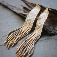 Free People Earth Ceremony Earrings