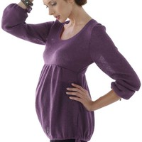 L'Avenue des Bebes Mohair Maternity Sweater