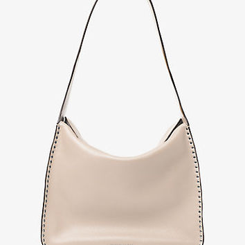 Astor Large Leather Hobo | Michael Kors
