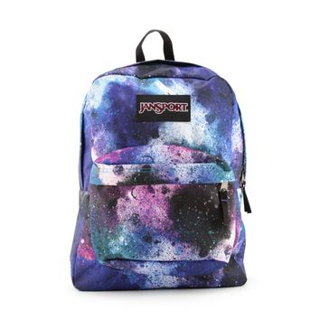 Jansport Superbreak Backpack, Multi  Journeys Shoes