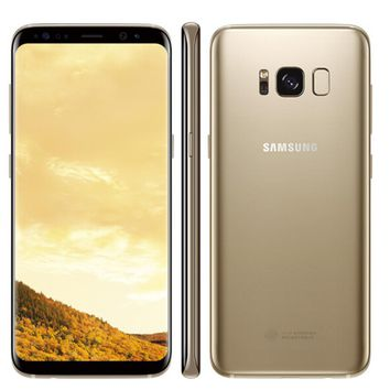 "New Samsung Galaxy S8 G9500 4G Mobile Phone 5.8"" 4GB RAM 64GB ROM Snapdragon 835 Octa Core Android 7.0 IP68 waterproof Dustproof"