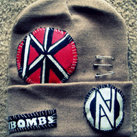 Custom Patched Beanies/Hats