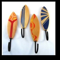 Surfboard Towel Racks | Easy Home Concepts