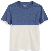 Toddler Boy's Vince Colorblock Pocket T-Shirt