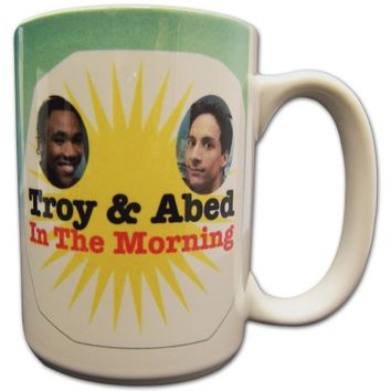 Community Bobbleheads & Collectibles | Troy & Abed Mugs | NBC Store