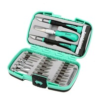 Pro'sKit PD-395A 30 pcs Multi function Set Deluxe Hobby Knife  Set