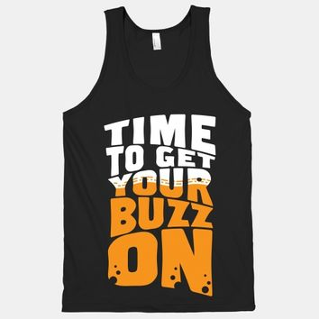 Time To Get Your Buzz On | HUMAN