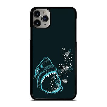 MINIMALIST JAWS iPhone Case Cover