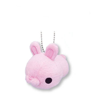 Monimals Moni Moni Animals Plush Doll Keychain 9.5cm (Rabbit)