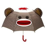 Sock Monkey Umbrella - FindGift.com