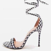 MAJORCA Skinny Stiletto Heels - Heels - Shoes