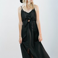 Elana Tie Day Dress