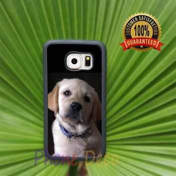 Labrador puppy dog fashion cell phone cases for Samsung  see product description for models