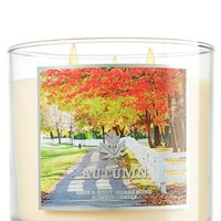 Autumn 14.5 oz. 3-Wick Candle   - Slatkin & Co. - Bath & Body Works