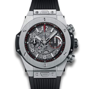 Hublot 411.NX.1170.RX Big Bang Unico Titanium - Unworn with Box and Papers