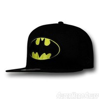 Batman Black 9Fifty Snapback Cap