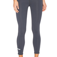 B3.0 B Fit Capri Legging in Lava & Warm White & Sand Stone