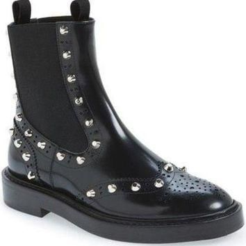ONETOW balenciaga studded chelsea boot women nordstrom 2