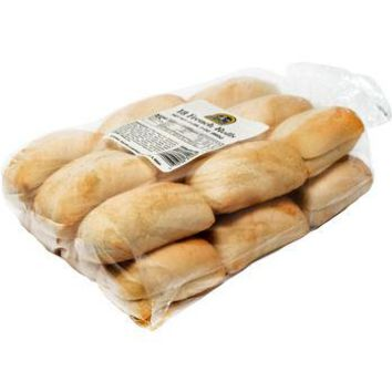 """GOLDEN HEARTH 4"""" FRENCH ROLL 18 CT"""