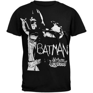 Batman - Contrast Punch T-Shirt