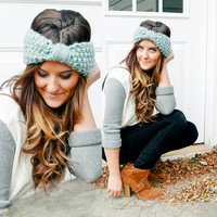 Knit Headband  READY to SHIP - choose from Available colors