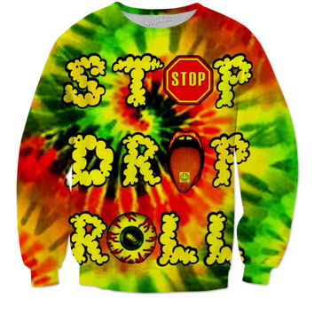 stop, drop acid and let's roll a blunt