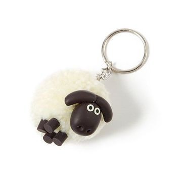 Fluffy Sheep Keychain  | Claire's