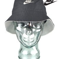 NIKEFUTURA BUCKET HAT - BLACK
