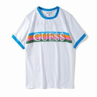 ku-you Guess Rainbow Tee